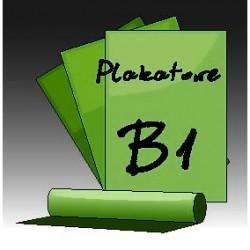 Plakaty B1